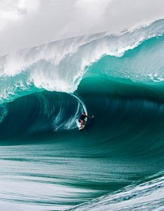 """surfing-the-salt-life: """" Red Code I'll never forget this day. I've been following the big swells of Teahupoo since 2006, but I've never read charts like they were on that day. They calle"""