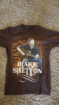 Blake Shelton God Gave Me You Mens Short Sleeve Shirt Novelty Music T-Shirt