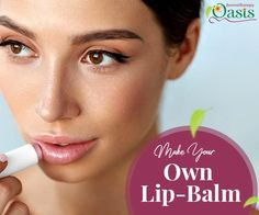 Learn the secrets to make #lipbalm, lotion bars & salves with herbal oils