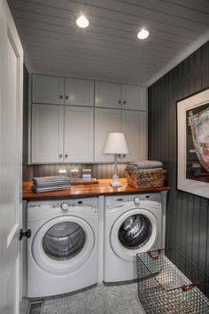 Fresh Small Laundry Room Cabinets