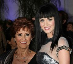 Katy Perry & her mom