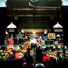 Grand Central Market. Downtown LA #goopgo