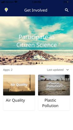 Become a Citizen Scientist | Earth Day