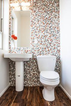 Brio glass mosaic tile blend MidCentury by www.modwalls.com. Buy online. Samples available. Discounts to the trade.