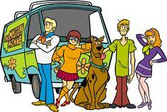 Scooby Doo Abenteuer-Komödie Familie cartoon (26)