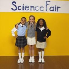 List of Ideas for Science Fair Projects for Middle School | eHow