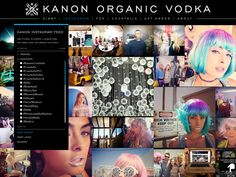 For all the music lovers out there - Kanon Organic Vodka is attending Coachella this weekend, and of course we want you to be able to take part of it, even if it's from your computer or phone. Our Instagram tool lets you create your own filters and browse between our friends' photos and hashtags! Click to read more and to experience the experience. #coachella