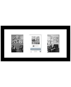 Timeless Frames Picture Frame, Life's Great Moments 10 x 20 Wall Collage - Picture Frames - For The Home - Macy's Amsterdam for Parents xmas?