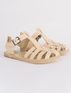 LEVIT 02 NOA Natural womens sandal