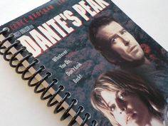 VHS Notebook 4.00 X 7.50 90 pages Dante's Peak. by LeeEmporium