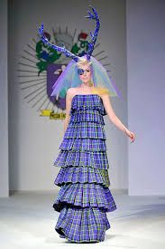 Tartan wedding dresses vivienne westwood