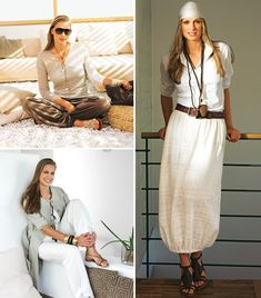 Home Style: 8 Updated Women's Sewing Patterns