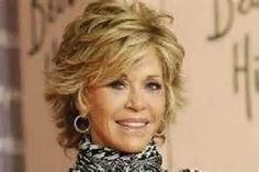 ... Layered Hairstyles, Jane Fonda Hairstyles, Mature Shorts Hairstyles