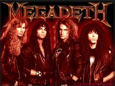"Megadeth is an American heavy metal band from Los Angeles, California which was formed in 1983 by guitarist/vocalist Dave Mustaine, bassist Dave Ellefson and guitarist Greg Handevidt, following Mustaine's expulsion from Metallica. The band has since released 13 studio albums. A pioneer of the American thrash metal movement, Megadeth rose to international fame in the 1980s and was ranked as one of the ""Big Four of Thrash"" along with Metallica, Slayer and Anthrax."