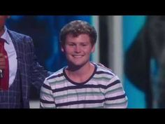 America's Got Talent 2015 S10E15 Live Shows - Drew Lynch Stuttering Stand up - YouTube