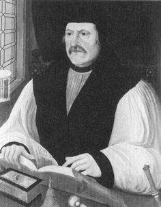 6th August 1504: On this day in history Matthew Parker, Chaplain to Anne Boleyn and future Archbishop of Canterbury was born.
