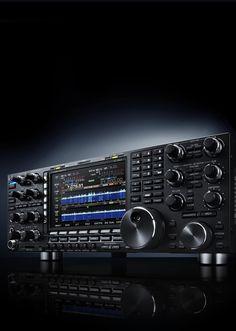 Radios, Ham Radio License, Hf Radio, Ham Radio Antenna, Audio Music, Winter Scenery, New Gadgets, Audio Equipment, Audiophile