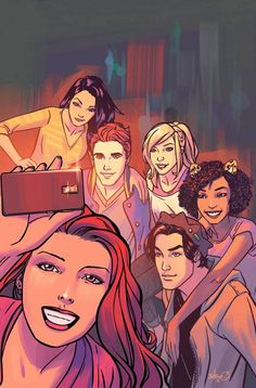 Riverdale Comic Series (GalleyCat)