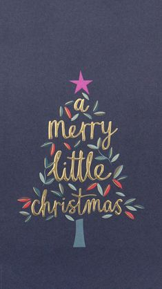 free-downloadable-iphone-a-merry-little-christmas-tree Christmas Wallpaper Iphone Tumblr, Christmas Phone Backgrounds, Xmas Wallpaper, Free Desktop Wallpaper, Winter Wallpaper, Winter Backgrounds, Merry Christmas Images, Little Christmas Trees, Christmas Art