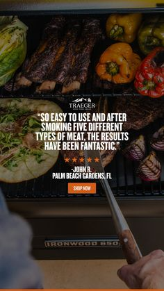 Let America's #1 selling pellet grill take the guess work out of your next meal 🙌 Grill Recipes, New Recipes, Flat Top Grill, Wood Pellet Grills, Whole Roasted Chicken, Types Of Meat, Bike Trailer, Homemade Apple Pies, Wood Fired Pizza