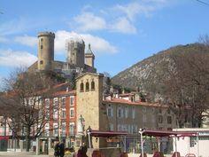 Foix en Midi-Pyrénées