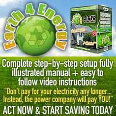 http://netzeroguide.com/earth4energy-review.html Earth4energy is a long standing homemade energy guide. It is very well trusted and continues to get better and more innovative.