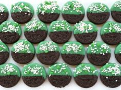 I Dig Pinterest: 15 Green Desserts for St. Patrick's Day