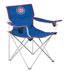 MLB Chicago Cubs Deluxe Chair