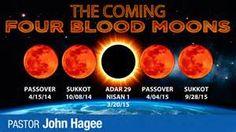 John Hagee Four Blood Moons - Bing images