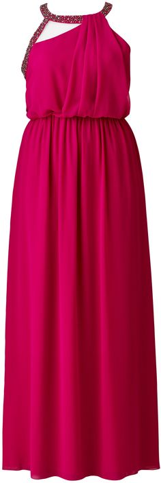 Long sexy red plus size evening dress for Christmas or any party adventure. Plus size clothing sites with international shipping (article)