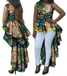 4 Factors to Consider when Shopping for African Fashion – Designer Fashion Tips African Tops, African Dresses For Women, African Attire, African Wear, African Fashion Dresses, Fashion Outfits, African Style, African Design, African Beauty