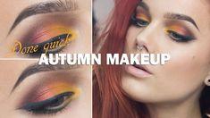Done Quick- Autumn makeup- Linda Hallberg makeup tutorials ♫
