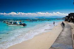 Nusa Lembongan Beach, Bali