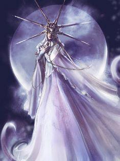 """Dark Sun Gwyndolin"" by Alina Ogoltsova Dark Fantasy, Sci Fi Fantasy, Character Art, Character Design, Bloodborne Art, Dark Souls Art, Beautiful Dark Art, Warrior Girl, Medieval"