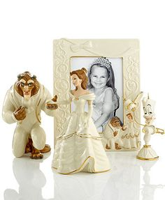 Beauty And The Beast Cake Topper Lenox My Wedding
