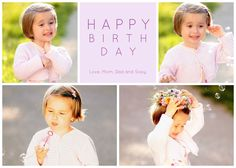 Birthday Card Templates For Any Age