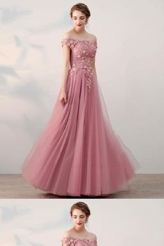 On Sale Fancy Prom Dresses Pink, Prom Dresses Lace, Prom Dresses Long Formal Dance Dresses, Prom Dresses Long Pink, Cheap Prom Dresses, Bridesmaid Dresses, Dress Long, Prom Night Dress, Pink Evening Dress, Gowns For Girls, Pink Lace