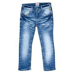 Sturdy regular fit jeans