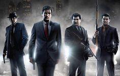 Mafia II - Gangsters - Film Noir