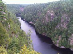 Barron Canyon, Algonquin Park, Ontario near Pembroke O Canada, Canada Travel, Canoeing, Kayaking, Ottawa Valley, Ontario Parks, Discover Canada, Algonquin Park, Paddles