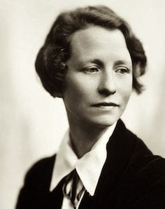 Edna St. Vincent Millay (1892-1950) was an American poet  and playwright who continues to be regarded as a major figure in twentieth-century literature.