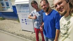Бизнесмен из Челябинска Дмитрий Закарлюкин вместе со своей командой спасает город от текстильного мусора