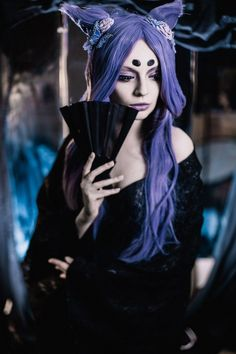 Asagi Nanami(NERO) Kitsune Cosplay Photo - WorldCosplay