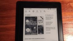 Reboot Your Kindle Once In a While