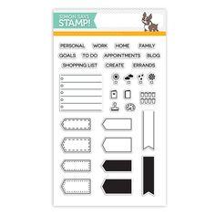 Simon Says Stamp Studio L2E Exclusive PLAN ON IT sss101499 at Simon Says STAMP!