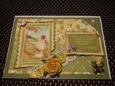 Secret+Garden+Green+and+Gold - Scrapbook.com
