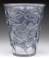 R. LALIQUE SOPHORA VASE.    SOLD: USD2,520.00