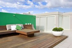 A rooftop retreat in Bondi Beach | Designhunter - architecture & design blog
