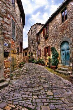 Montefili. Italie