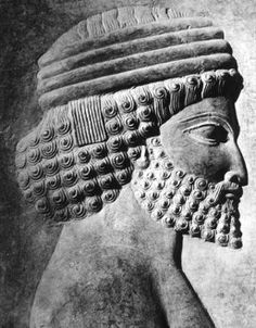 The Black, White, and Mulatto people of the Persian Empire,An Authentic Parshuwan/Mada Persian-Medean delegate.